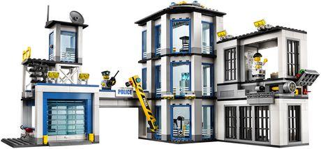 LEGO City Police Police Station 60141 Building Kit - image 4 of 6