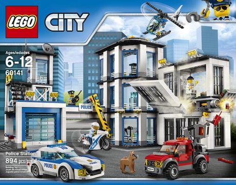 LEGO City Police Police Station 60141 Building Kit - image 5 of 6