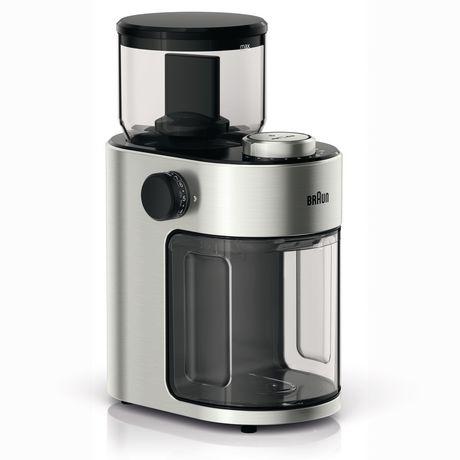 Braun Burr Coffee Grinder Kg7070 Walmart Canada