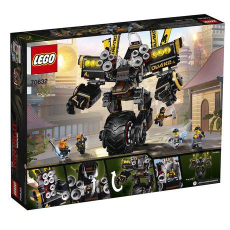 LEGO Ninjago Quake Mech (70632) - image 6 of 6