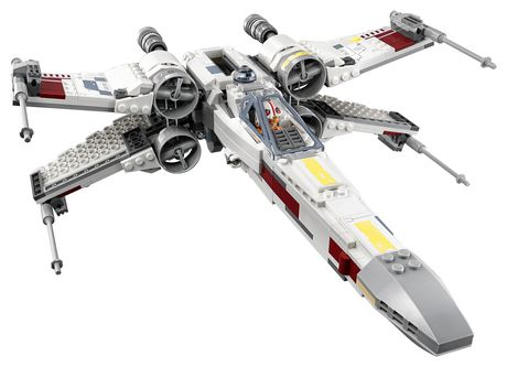 LEGO Star Wars X-Wing Starfighter 75218 Star Wars Building Kit (731 Piece) - image 4 of 6