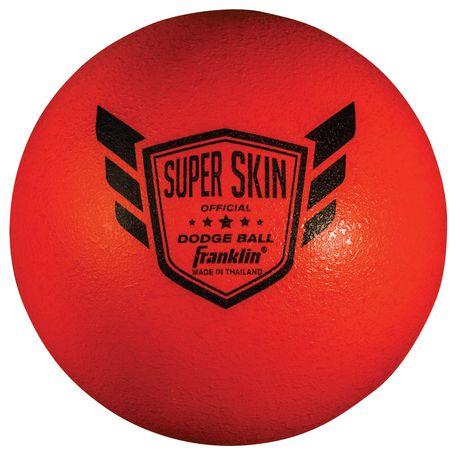 Ballon de ballon chasseur Franklin Sports de 15,2 cm (6 po) (orange) - image 1 de 1
