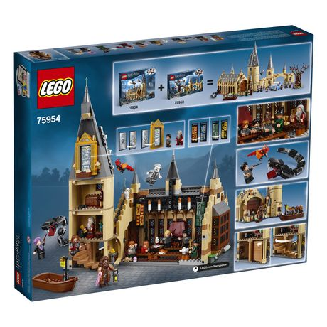 LEGO Harry Potter Hogwarts Great Hall 75954 Building Kit (878 Piece) - image 6 of 6