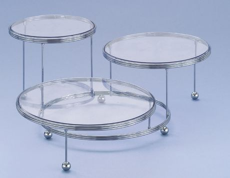 Wilton Cakes \u0027N More 3-Tier Party Cake Stand & Wilton Cakes \u0027N More 3-Tier Party Cake Stand | Walmart Canada