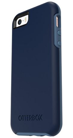 otterbox symmetry iphone 5s otterbox symmetry for iphone 5s se in blue walmart ca 15823