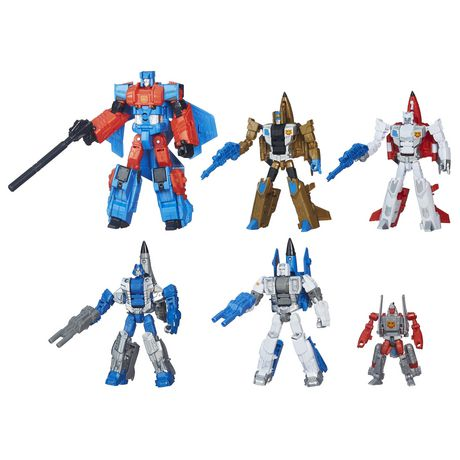 Transformers Generations Combiner Wars 7-in 1 Superion Collection Pack - image 2 of 3