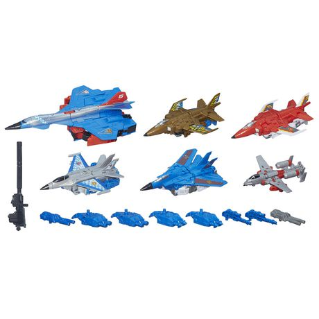 Transformers Generations Combiner Wars 7-in 1 Superion Collection Pack - image 3 of 3