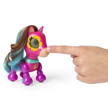 Zoomer Zupps Pretty Ponies, – Nova, Series 1 - Interactive