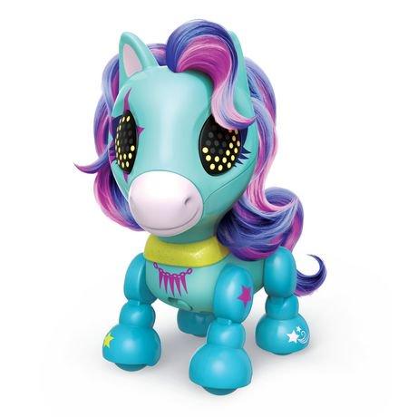 Zoomer Zupps Pretty Ponies, – Star, Series 1 - Interactive