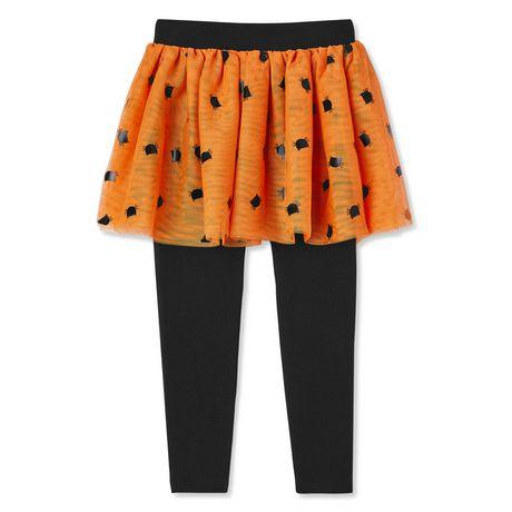 george toddler girls halloween tutu leggings