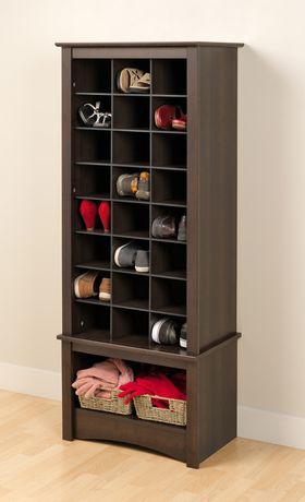 cabinet de rangement chaussures format haut walmart canada. Black Bedroom Furniture Sets. Home Design Ideas