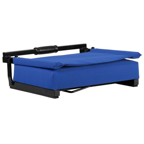 Grandstand Comfort Seats by Flash with Ultra-Padded Seat in Blue - image 5 of 8