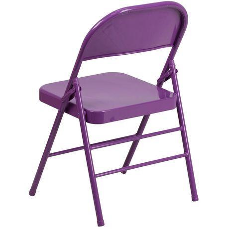Hercules Colorburst Series Impulsive Purple Triple Braced