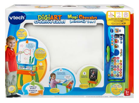VTech® Digiart Creative Easel™ - French Version - image 9 of 9