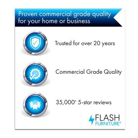 Tabouret à hauteur de comptoir en bois de cerisier clair de 26 po haut. avec dossier ouvert et siège pivotant en cuir noir - image 3 de 4