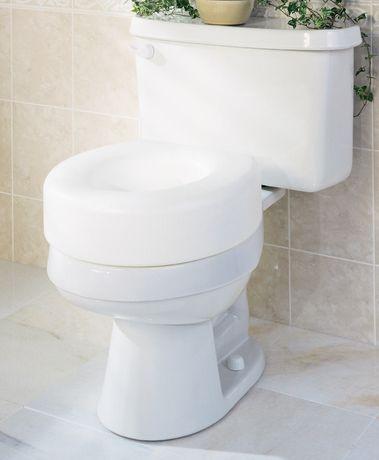 Medline Economy Raised Toilet Seat - image 1 of 1