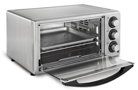 Oster Countertop Convection Oven Cooking Times : Oster 6 Slice Convection Toaster Oven Walmart.ca