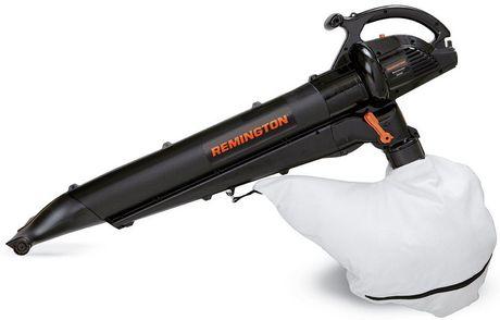 Remington Souffleuse/aspirateur à feuilles électrique, 12 A - image 1 de 4