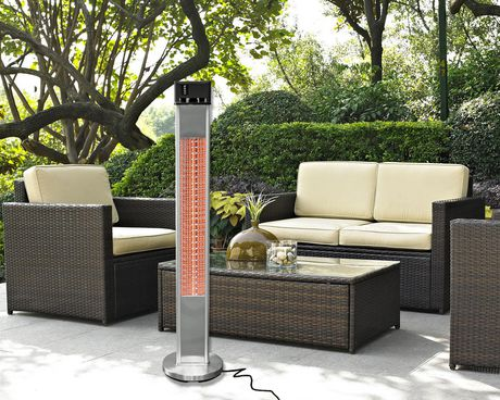 EnerG+ Freestanding Infrared Electric Patio Heater HEA 215110CVR