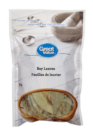 Great Value Bay Leaves Herb - image 1 of 1