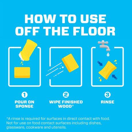 Mr. Clean Multi-Purpose Cleaner, Summer Citrus - image 4 of 8