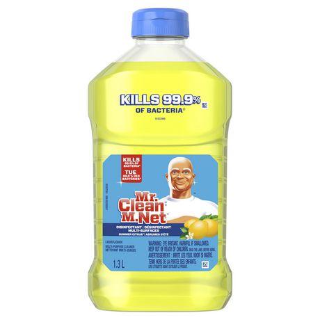 Mr. Clean Multi-Purpose Cleaner, Summer Citrus - image 1 of 8
