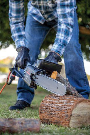 Remington 14-inch Electric Chain Saw - image 4 of 4