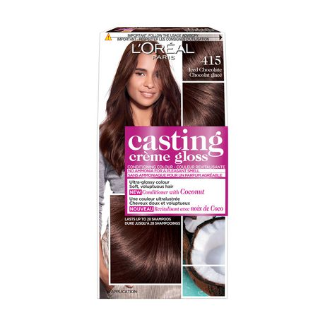 Hot Chocolate Hair Color