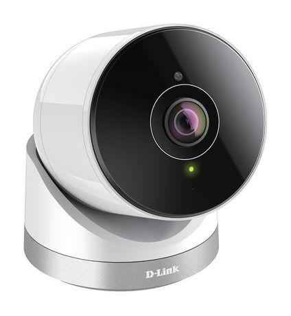 Dlink Camera Exterieur Wifi