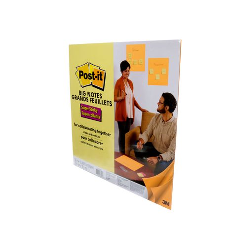 Grands feuillets Post-it® - image 2 de 4