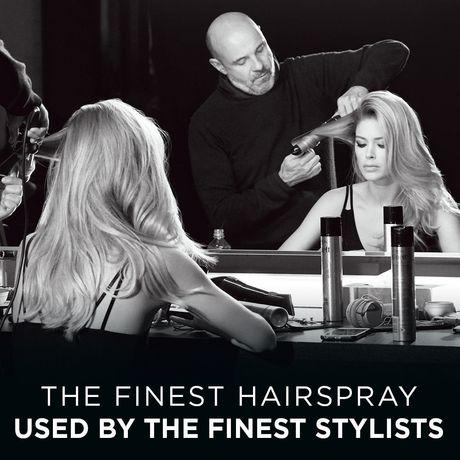 L'Oreal Paris L'Oréal Paris Elnett Satin Strong Hold Hairspray - image 2 of 5