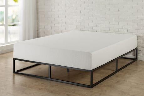 zinus 10 platforma low profile bed frame walmart canada. Black Bedroom Furniture Sets. Home Design Ideas