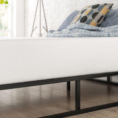 Zinus 10 Inch Platforma Low Profile Bed Frame Mattress
