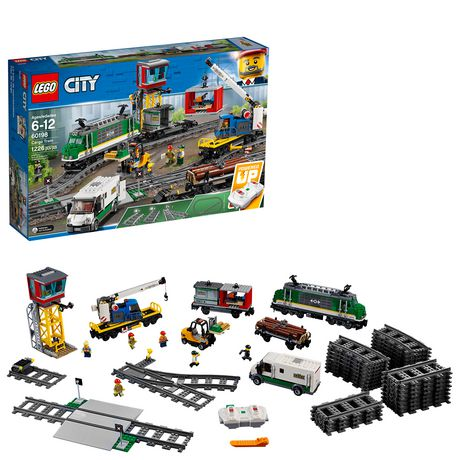 Lego City Train 60198