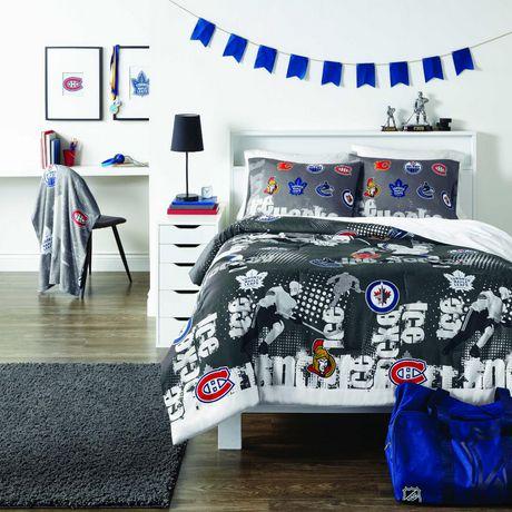 Nhl T D Comforter Walmart Canada