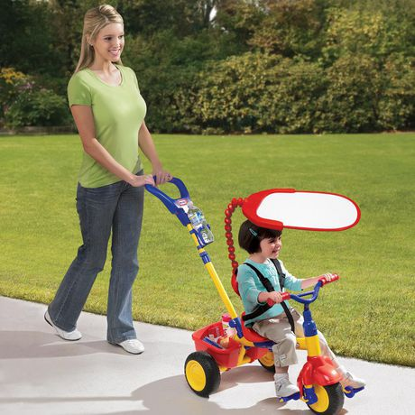 Little Tikes 4-in-1 Trike - Primary - image 4 of 5