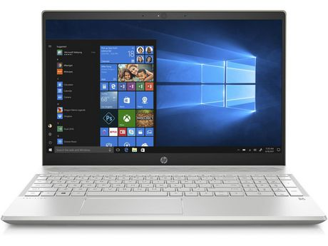 HP Pavilion 15-cs0010ca 15.6 Inch Laptop, White, Intel Core i5-8250U, Intel UHD Graphics 620, 8GB RAM, 1TB HDD, Windows 10 Home, 4BQ45UA#ABL - image 1 of 1