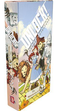 Unlock! The Adventurers of Oz - image 1 of 1