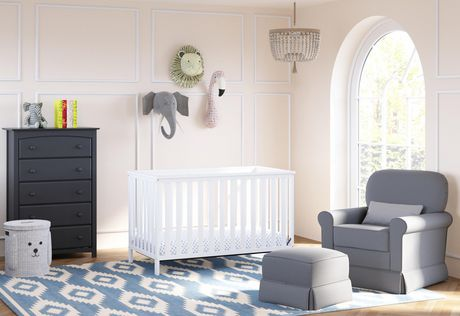 Rosland 3-in-1 Convertible Crib - image 2 of 8