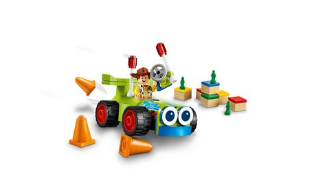 LEGO Disney Pixar's Toy Story 4 Woody & RC 10766 Building Kit (69 Piece) - image 4 of 5