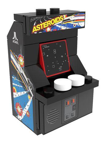 Mini Arcade à construire Astéroïdes de la collection Arcade Classiques de Basic Fun - image 2 de 4