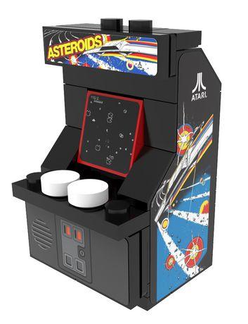 Mini Arcade à construire Astéroïdes de la collection Arcade Classiques de Basic Fun - image 4 de 4