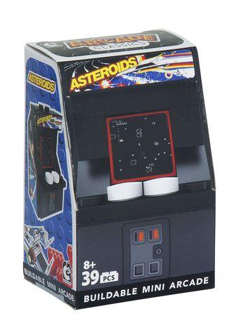 Mini Arcade à construire Astéroïdes de la collection Arcade Classiques de Basic Fun - image 1 de 4