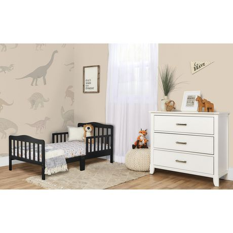 Dream On Me Classic Design Toddler Bed - image 3 of 4