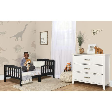 Dream On Me Classic Design Toddler Bed - image 2 of 4