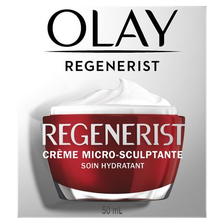 Olay Regenerist Micro-Sculpting Cream Advanced Anti-Aging - image 2 of 5