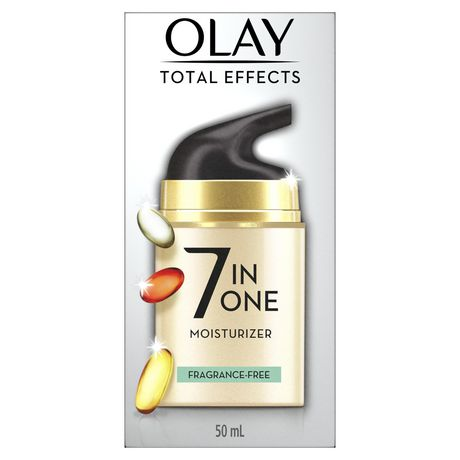 Olay Total Effects 7 in One Anti-Aging Moisturizer Fragrance-Free - image 1 of 5