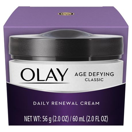 Olay Age Defying Classic Daily Renewal Cream, Face Moisturizer - image 2 of 7
