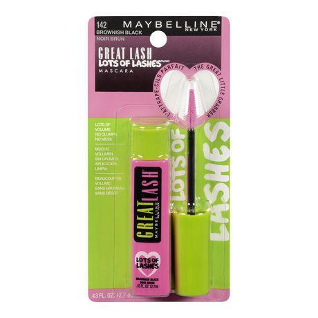 Maybelline New York Great Lash Mascara | Walmart.ca
