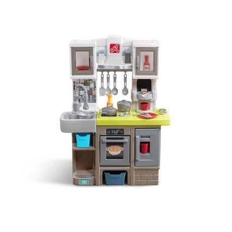 step2 contemporary unisex junior chef kitchen playset - Kitchen Play Set